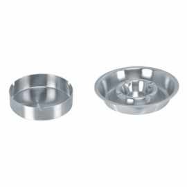 Ash Tray - Stainless Steel Large
