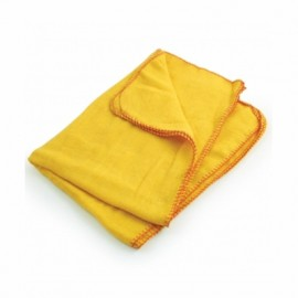 """Duster Yellow 18"""" x 18"""" - Set of 12"""