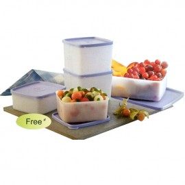 Cool N fresh Set ( 2 Medium,1 Flat ) and get 2 Small Cool N Fresh free